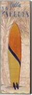Surf Panel III - mini Fine-Art Print