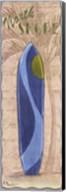 Surf Panel IV - mini Fine-Art Print