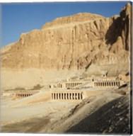 Temple of Hatshepsut Deir El Bahri Thebes Egypt Fine-Art Print