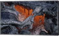 Kilauea Lava Flow Kalapana Hawaii USA Fine-Art Print