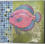 Fantasy Reef III Fine-Art Print