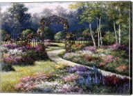 Garden Trellis Fine-Art Print
