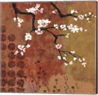 Japanese Branch Floral Fine-Art Print