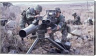 United States Marines Tow Anti-Tank Weapons Fine-Art Print