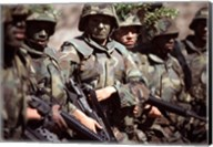 Camouflage U.S. Marines Fine-Art Print