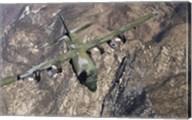 C-130 Cargo Aircraft Fine-Art Print