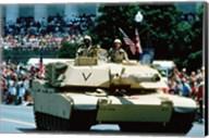1A1 Ambrams Main Battle Tank Fine-Art Print