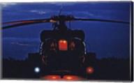 UH-60A Black Hawk Helicopter Fine-Art Print