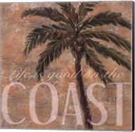 Coastal Palm Fine-Art Print