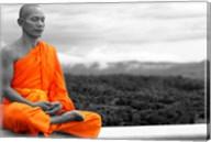 Abbot of Watkun Meditating Fine-Art Print