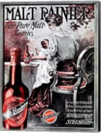 Malt Rainier Beer Fine-Art Print