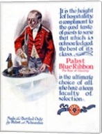 Pabst Blue Ribbon Beer 1911 Fine-Art Print