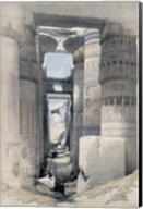 Temple of Karnacs Egypt Fine-Art Print