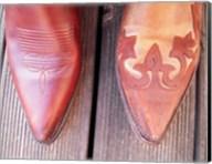Cowboy Boot Tips Fine-Art Print