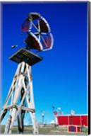 American Wind Power Center, Lubbock, Texas, USA Fine-Art Print