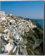 Santorini, Cyclades Islands, Greece Fine-Art Print
