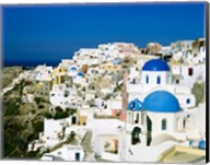 Santorini, Oia, Cyclades Islands, Greece Fine-Art Print