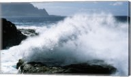 Kauai Hawaii USA Waves Crashing Fine-Art Print