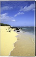 Kauai Hawaii - Sandy Beach Fine-Art Print