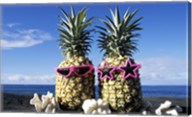 Hawaii USA Pineapples Fine-Art Print