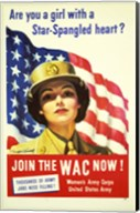 Women's Army Corps Fine-Art Print