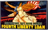 Fourth Liberty Loan Fine-Art Print
