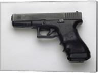 Glock 17, 9mm. Pistol Fine-Art Print