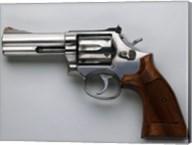 Smith & Wesson, 357-Caliber Revolver Fine-Art Print