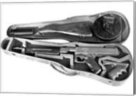 Tommy Gun in a Violin Case Fine-Art Print
