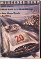 Mercedes Benz 1954 Grand Prix Fine-Art Print