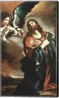 Christ in Gethsemane Giovanni Francesco Barbieri Guercino (1591-1666/Italian) Fine-Art Print