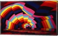 Close-up of a hot air balloon Fine-Art Print