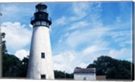 Amelia Island Lighthouse Fernandina Beach Florida USA Fine-Art Print