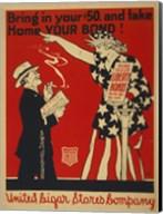 Liberty Bonds Fine-Art Print