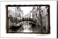Waterways of Venice XVII Fine-Art Print