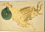 Capricornus Zodiac Sign Fine-Art Print