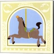 Horse Carousel Fine-Art Print