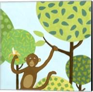 Jungle Fun I Fine-Art Print