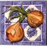 Onion Tile Fine-Art Print