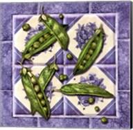 Peas Tile Fine-Art Print