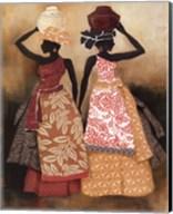Village Women II Fine-Art Print