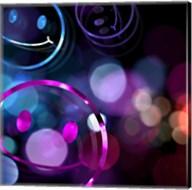 Bounce Smiley Faces Fine-Art Print