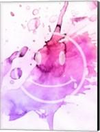 Splattered Smile Fine-Art Print