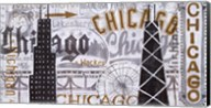 Hey Chicago Vintage Fine-Art Print
