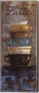 Antique Coffee Cups II Fine-Art Print