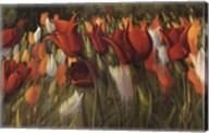 Tipsy Tulips Fine-Art Print