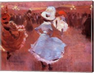 Jean-Louis Forain Can-Can Dancers Fine-Art Print