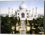 Taj Mahal 1890 Fine-Art Print