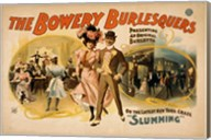 The Bowery Burlesquers Fine-Art Print