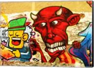 Graffiti Fine-Art Print